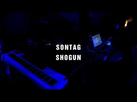 Sontag Shogun - Spring 2015 tour of Japan (Live in Osaka)
