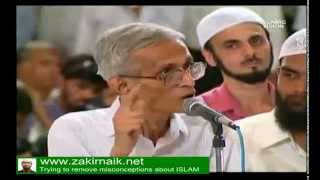 Zakir Naik Q&A-155  |   Which food reversed  the Heart Deseases