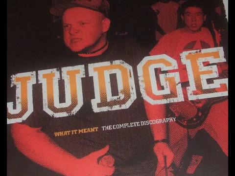 Judge - What It Meant (complete Album)