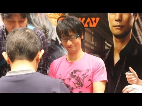 Hideo Kojima Visits Dubai - Press & Fan Event | زيارة هيديو كوجيما لدبي