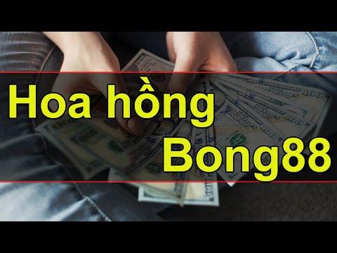 Tiền cỏ Bong88 - Bảng hoa hồng Bong88 cho đại lý mới nhất