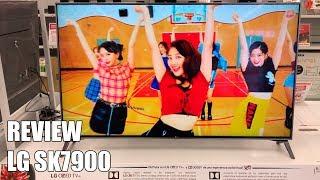 Review LG SK7900 Nueva Television 4K UHD HDR Smart TV 2018