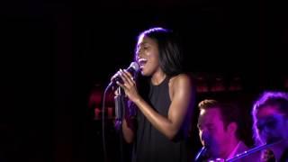 My Funny Valentine - Adrienne Warren with Charlie Rosen's Broadway Big Band