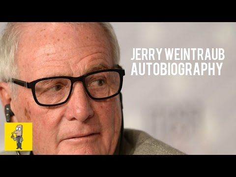 When I Stop Talking, You'll Know I'm Dead - JERRY WEINTRAUB | Animated Book Summary