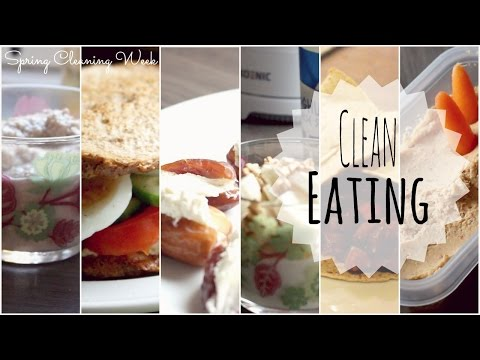Clean Eating: 6 Recipes | Spring Cleaning Week