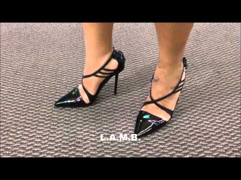 Designer shoe try-on Neiman Marcus Last Call SAWGRASS MILLS