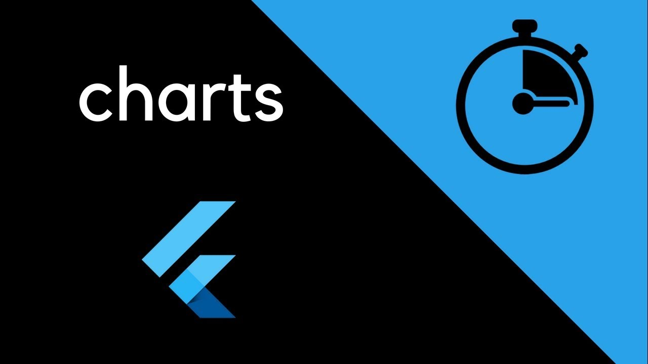 Flutter – Charts and Stopwatches | T-Pub :)
