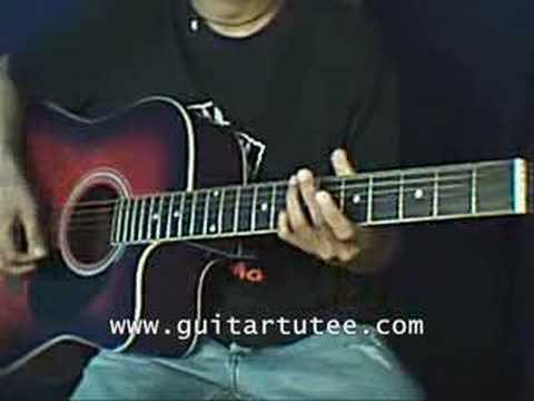 Shine (of Collective Soul, by www.guitartutee.com)