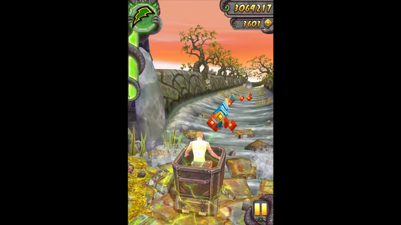 Temple Run 2 Usain Bolt glitch in bluestacks ( must see this )