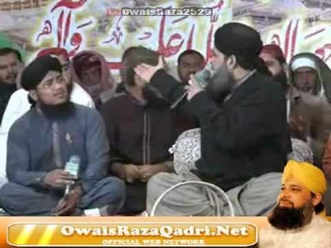 Aj Sik Mitran Di With Tashree | Hazrat Owais Raza Qadri Sb | Jatoi punjab 27th Jan 2013