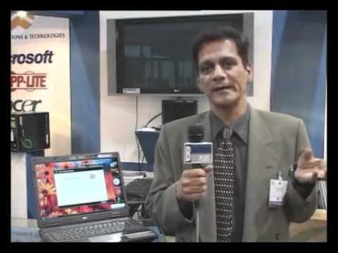 Nadeem Naqi - Technology @ I.T. and Telecom Exhibition