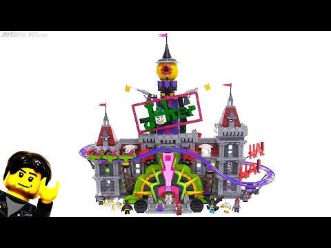 LEGO Batman Movie The Joker Manor review 🃏 70922