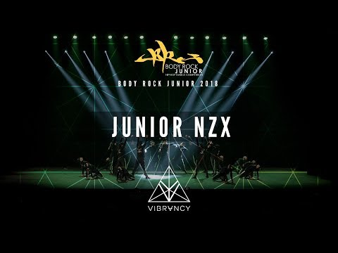 Junior NZX | Body Rock Junior 2018 [@VIBRVNCY 4K]