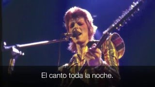 "David Bowie - ""Lady Stardust"" (Subtitulada en Español)"