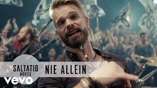 Saltatio Mortis - Nie allein (Official Music Video)