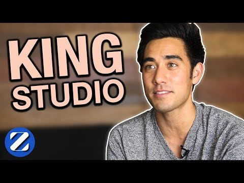 Welcome To King Studio - Zach King