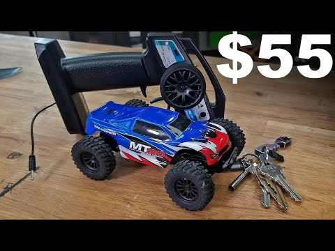 $55 RC Micro Truck!