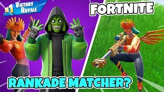 RANKED MATCHES IN FORTNITE?! * TESTING NEW EVENT * BUYS AWESOME SKIN