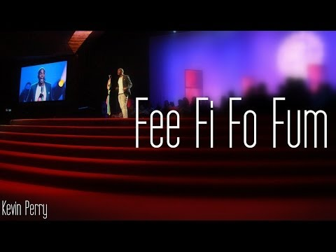 @P4CM Presents Fee Fi Fo Fum by Kevin Perry @kpthapoet