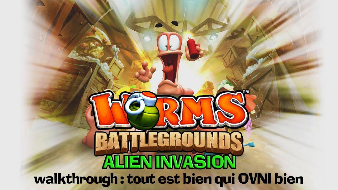 ovni worms battleground