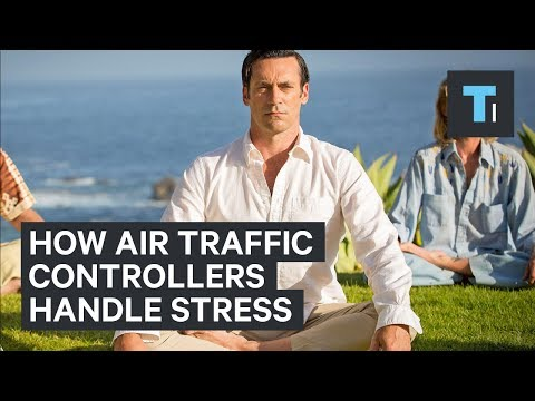 Generate Air traffic controllers are masters of handling stress Pictures