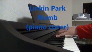 リンキンパークの名曲、numbをピアノで弾いてみました。ヘッドホンで聴...