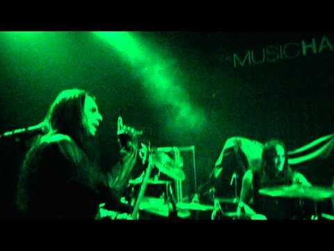 A The Great Mass of Death - Septicflesh - Anaheim, OC Music Hall  - 24 Oct