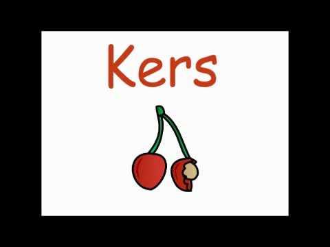 Het alfabet met geluid (Dutch alphabet with sound) from YouTube · Duration:  5 minutes 34 seconds