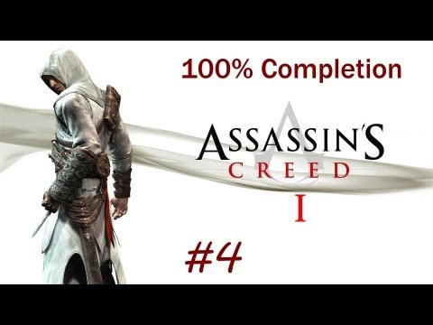"""Assassin's Creed 1"", HD walkthrough (100% + Subtitles), Memory Block 3 - Talal (Jerusalem)"