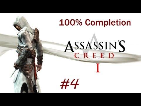 """Assassin's Creed 1"", HD walkthrough (100% + Subtitles), Memory Block 3 - Talal (Jerusalem)"