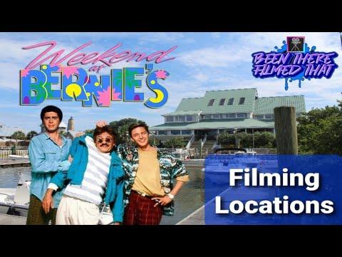 Download Weekend At Bernie's (1989) Filming Locations - 2021