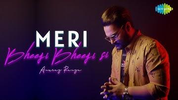 Meri Bheegi Bheegi Si | Anurag Ranga | Official Music Video | Recreation | Cover Song
