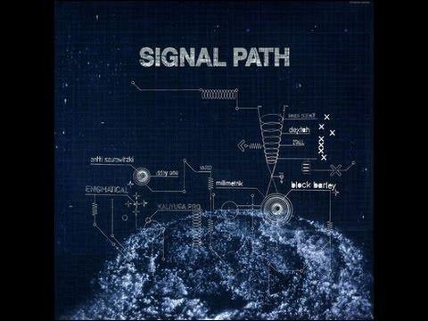 Dextah - 'I Can't Handle Dischord' Signal Path, The Content label, Instrumental hip hop
