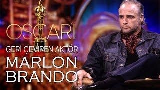 Oscar'ı Geri Çeviren Aktör: Marlon Brando
