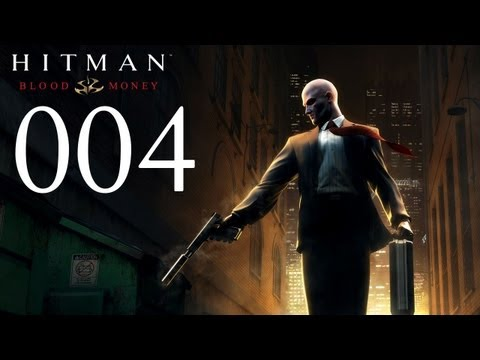 Let´s Play Hitman: Blood Money | Frisch aus der Anstalt...