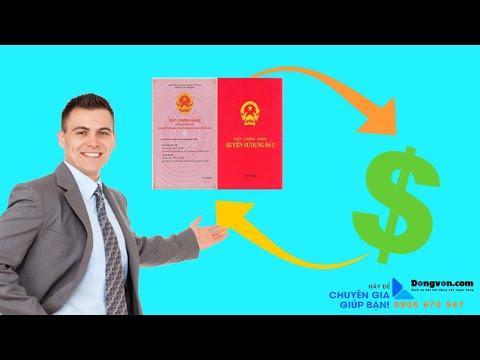 Dịch Vụ Cho Vay Thế Chấp Sổ đỏ Ngân Hàng Lãi Suất Thấp - 0906 670 947