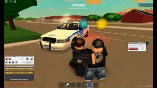 NYPD-Police simulator-roblox muppet attempting to police 👮‍♀️ New York!