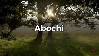 Abochi - Hallele -ft- Fameye (Official Lyrics Video)