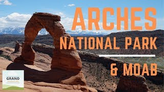 Ep. 97: Arches National Park & Moab | Utah camping RV travel
