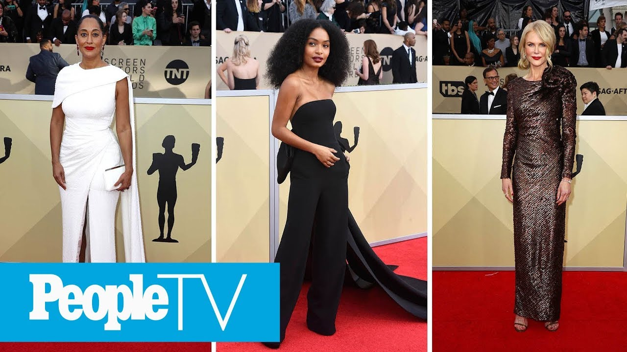Watch the 2019 SAG Awards red carpet live pre-show on EW.com