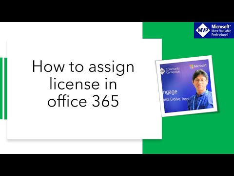 How To Assign License In Office 365 Admin Center (manage Product License In Office 365)