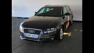 Video prohlídka:Audi A4 - 2011 - 19437