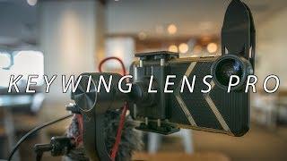 KeyWing Pro Lens for Smartphones
