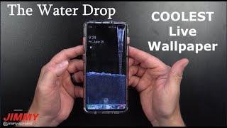 The Water Drop Live Wallpaper - Best Live Wallpaper To Date screenshot 2