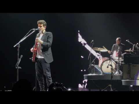 John Mayer Ain't no sunshine live Columbus OH April 12 2017