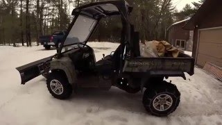 08 John Deere Gator 620i Review