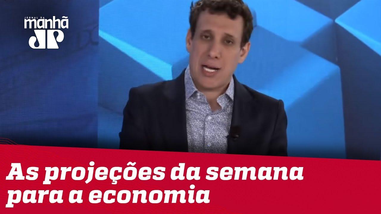 Samy Dana explica: As projeções da semana para a economia