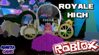 Mi nueva casa en Roblox Royale High 🏡 Arantxa Games