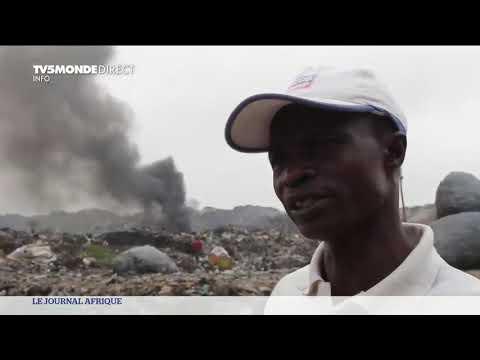 Togo | Les riverains de la grande décharge de Lomé intoxiqués par les déchets