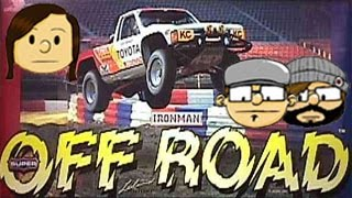Might Be a Redneck Racing | Super Off Road (Game Cellar)